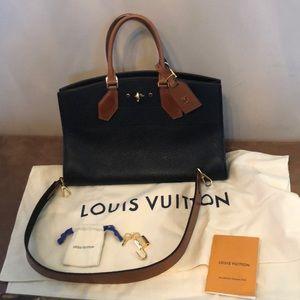 💯% Authentic Louis Vuitton City Steamer  EW